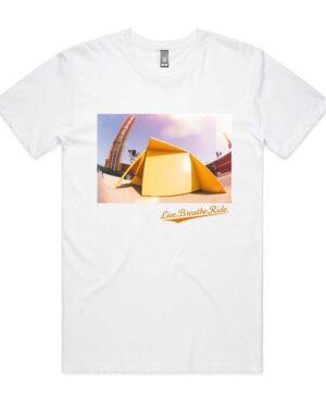 van homan bmx t-shirt