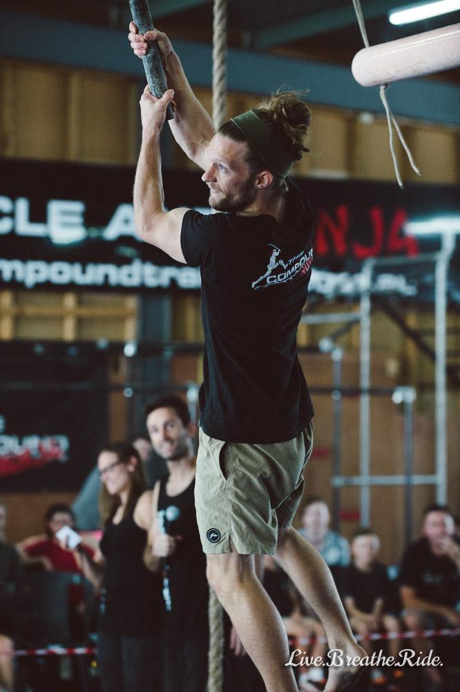 Daniel 'Barefoot Ninja' Mason - Australian Ninja Warrior