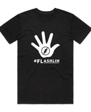 ashlin herbert Ninja warrior tee shirt
