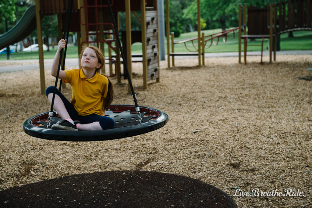 Timbertop Reserve Playground, Berwick