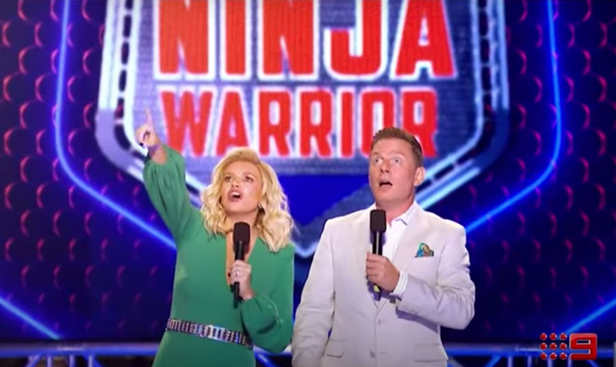 Australian Ninja Warrior Video