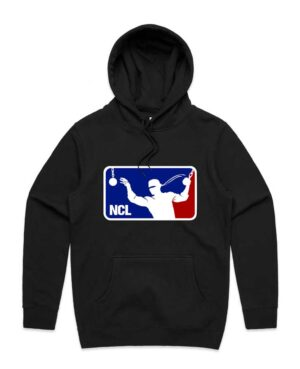 official NCL logo hoody