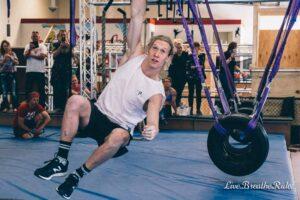 Zak Stolz - ninja warrior cast Australia