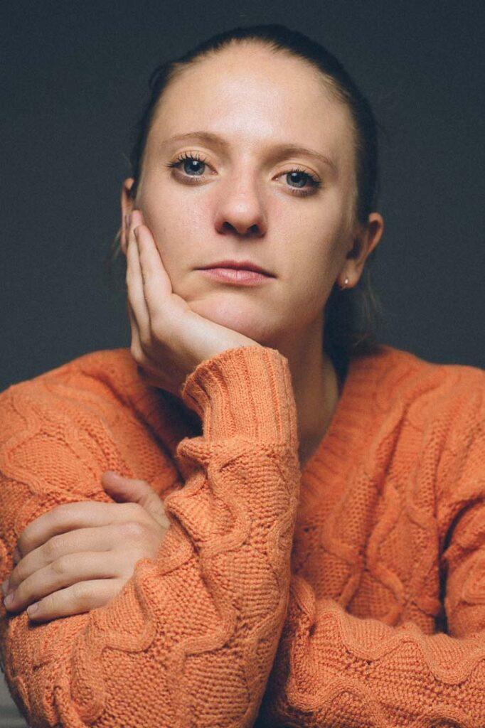 portrait of Melbourne's Brittany Malloy for LiveBreatheRide blog