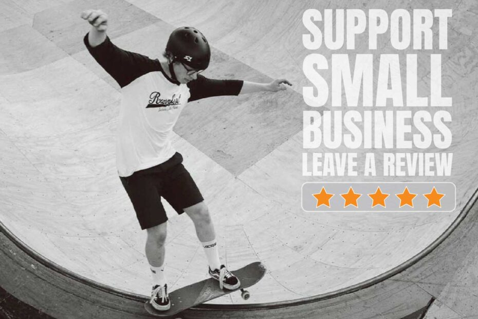 support for small business - rampfest skatepark melbourne